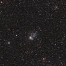 Owl-Cluster NGC 457,                                Jonas Illner
