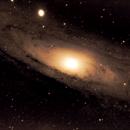 M31, Andromeda,                                Thomas Winge