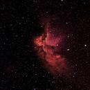 NGC7380 The Wizard Nebula,                                Tomas Rada