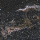 NGC6960 - Western Veil and Pickering Triangle,                                Florent Cazalaa
