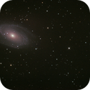 M81 and M82 - Bodes Galaxy and the Cigar Galaxy,                                dkuchta5
