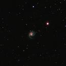 M99-The Coma Pinwheel Galaxy,                                gibran85