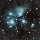 Pleiades from chuchupate,                                John Favalessa