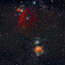Orionregion,                                Stefan Schimpf