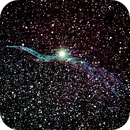 Witch's Broom in Cygnus Veil,                                Moleculejockey