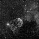 IC 443 Ha  Jellyfish Nebula,                                Frank Rauschenbach
