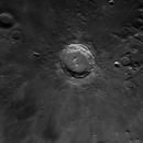 Lua Cratera Copernicus 19-07-2021,                                Wagner