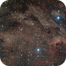 Pelican nebula,                                Tom's Pics