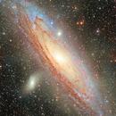 Messier 31 [Image Of Team],                                Giuseppe Donatiello