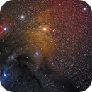 Rho Ophiuchi Cloud Complex HDR,                                Ray Morris