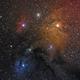 Rho Ophiuchi Cloud Complex HDR,                                Ray Morris