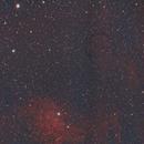 Flaming stae nebula,                                Nicola Russo
