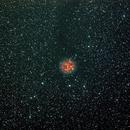 IC 5146 the Cocoon Nebula,                                RonAdams
