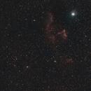 IC 63 Le Fantôme,                                Valentin