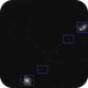 The Big Dipper with M51 and M101 3-28-2015,                                Mo