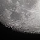 Moon 12.2 days - projected image,                                  Miroslav Kalinaj