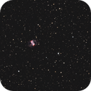M76 HA-LRGB,                                Stéphan & Fils