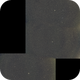 Three-panel mosaic of M54, M69 and M70,                                petelaa