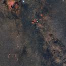 Cygnus mosaic,                                Jenafan