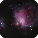 M42 - The Great Orion Nebula,                                André