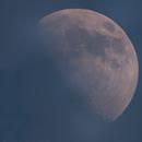 Afternoon Moon,                                Tom Carpenter