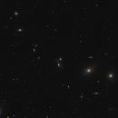 NGC 4435 Markarian's Chain 20210323 9480s 01.4.2,                                Allan Alaoui