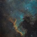 NGC7000,                                LAMAGAT Frederic