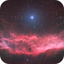 The California Nebula- 3 Panel Mosaic,                                Matt Harbison