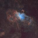 M16 Eagle Nebula,                                AstroMichael