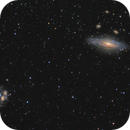 NGC7331 Stephan's Quintet HaLRGB,                                  Olly Penrice