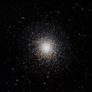 M13 - The Great Globular Cluster in Hercules,                                Timothy Martin & Nic Patridge