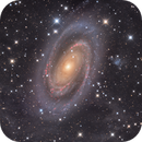 Bode's Galaxy Deep,                                Ola Skarpen SkyEyE