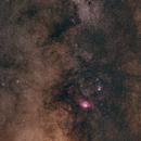 Part of Sagittarius,                                Bart Delsaert