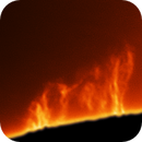 Massive But Very Faint Solar Prominences Captured Last Week.,                                Chuck's Astrophot...