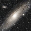 M31 - The Andromeda Galaxy,                    Prath Pavaskar