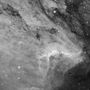 IC 5070 Ha,                                Ruud de Vries