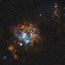 NGC1760 Bee Nebula,                                Peter Jenkins