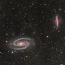 M81 and M82,                                Wei Li