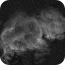 Soul Nebula in Ha,                                J. Norris