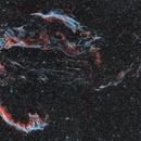 Mosaico Nebulosa Velo,                                ivanbusso