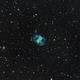 M76 Little Dumbbell Nebula,                                niteman1946