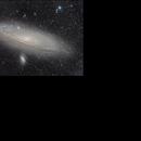 M31 - Andromeda Galaxy,                                Riccardo A. Balle...