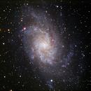 Triangulum Galaxy, M33,                                James Schellenberg