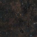Taurus Molecular Cloud Core,                                iro