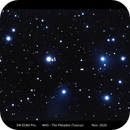 M45 - The Pleaiades,                                Paulo Pereira