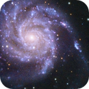 M101 Pinwheel Galaxy,                                TobsHD