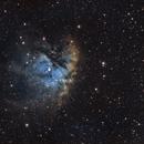 Pacman Nebula SHO,                                Paul_t_800