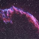 NGC 6992 LRGBHaOiii,                                willyang9301