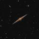 NGC4565,                                Andrei Ioda