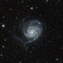 Pinwheel Galaxy,                                Chien-Yu Chen